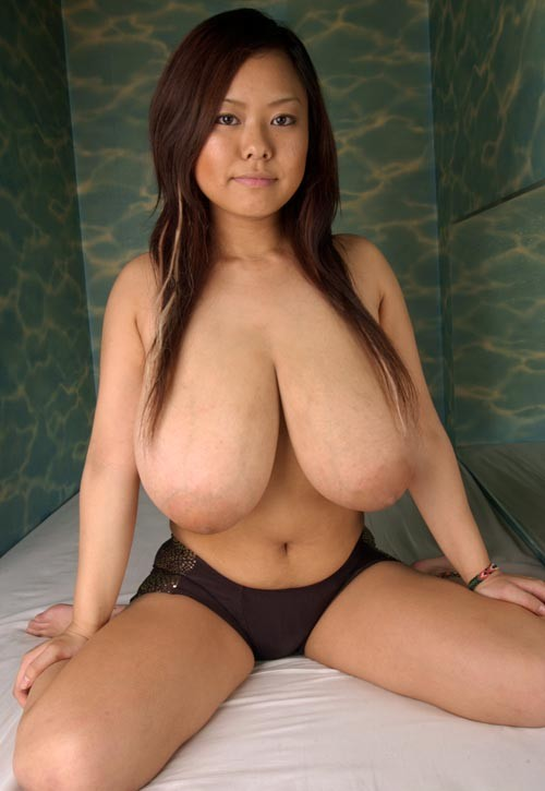 Sexy nude monster tits